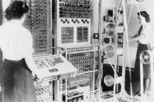 1943 Colossus Computer