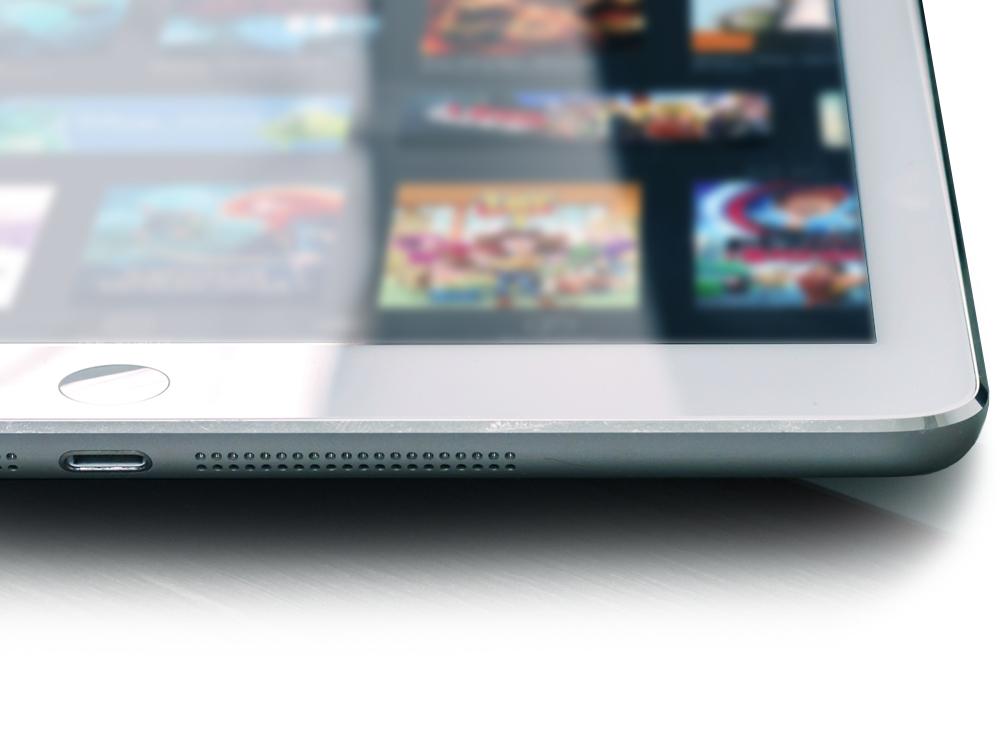 Broken iPad Ports